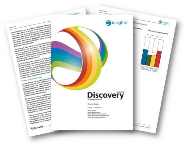 ARNOLD Management Insights Discovery Profil 3